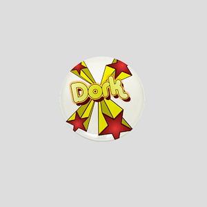 Dork! Mini Button