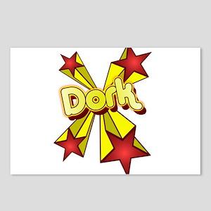 Dork! Postcards (Package of 8)