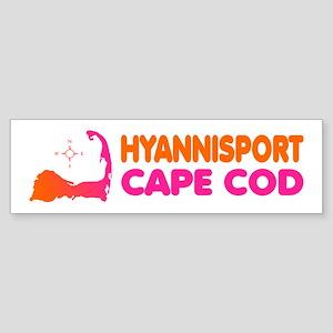Hyannisport Cape Cod Bumper Sticker