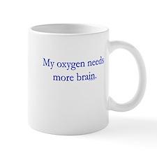 Oxy Brain Mug