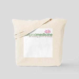 Natural Medicine Tote Bag