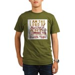 Lord of Misrule/Twelfth Night Organic Men's T-Shir
