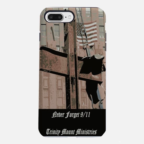 Never Forget 9/11 iPhone 7 Plus Tough Case