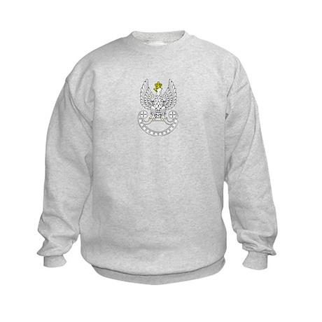 Benda Kosciuszko/Pulaski Kids Sweatshirt