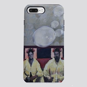 Breaking Bubbles iPhone 7 Plus Tough Case