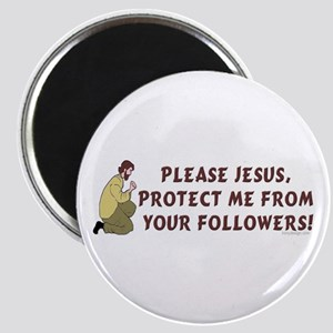 Please Jesus, protect me from Magnet