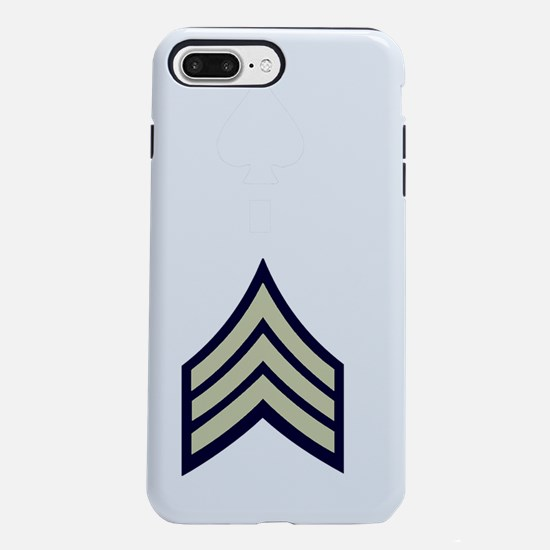 Army-506th-Infantry-Sgt-B iPhone 7 Plus Tough Case