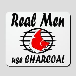 Charcoal Mousepad