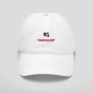 Number 1 PARAPSYCHOLOGIST Cap