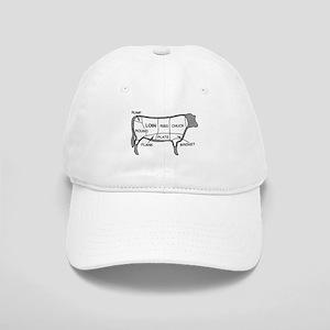 Beef Diagram Cap