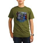 Vancouver Canada Souv Organic Men's T-Shirt (dark)
