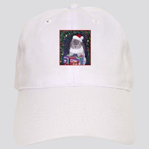 Myrrh Rabbit red border Cap