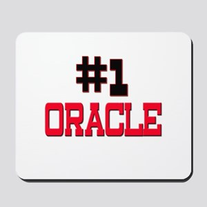 Number 1 ORACLE Mousepad