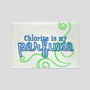 Chlorine is my Perfume (3 des Rectangle Magnet
