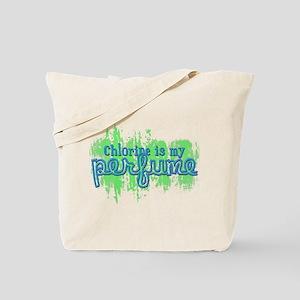 Chlorine is my Perfume (3 des Tote Bag