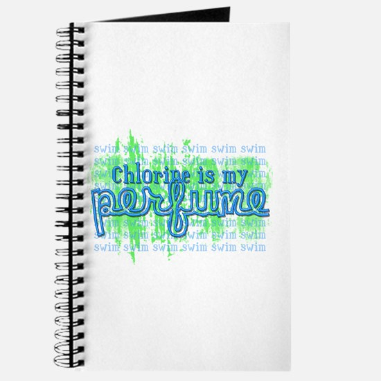Chlorine is my Perfume (3 des Journal