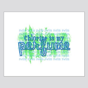 Chlorine is my Perfume (3 des Small Poster