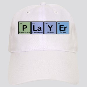 Player made of Elements Cap