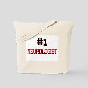 Number 1 NEUROLOGIST Tote Bag
