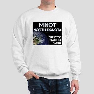 minot north dakota - greatest place on earth Sweat