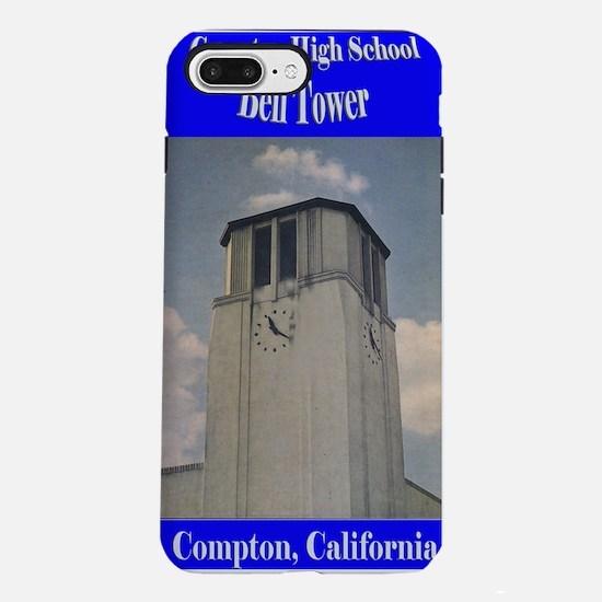 comptonhighbelltower.png iPhone 7 Plus Tough Case