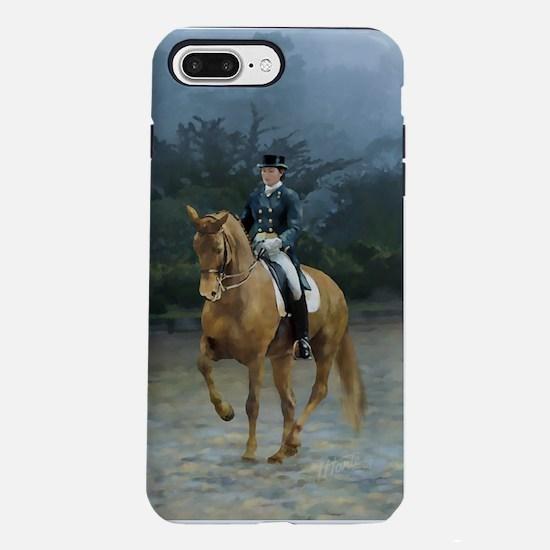 PB Piaffe Dressage Horse iPhone 7 Plus Tough Case