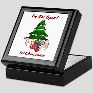 Pygmy Kids Open Gifts! Keepsake Box