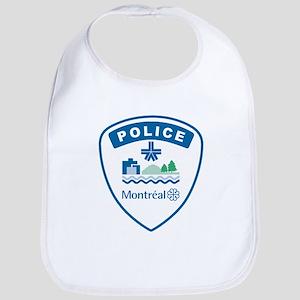 Montreal Police Bib