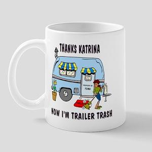 Trailer Trash Katrina Mug
