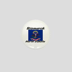 Bismarck North Dakota Mini Button