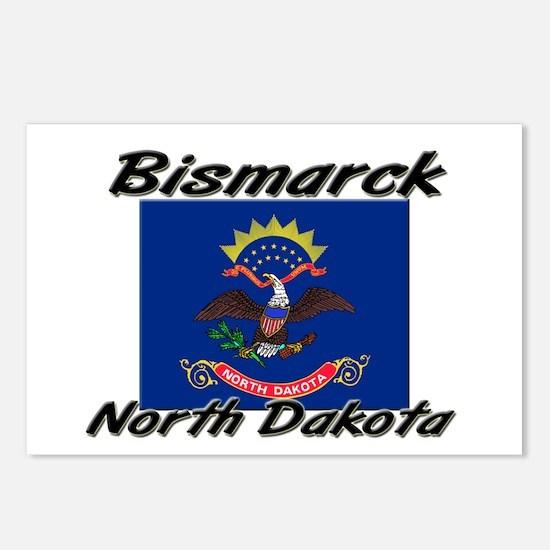 Bismarck North Dakota Postcards (Package of 8)