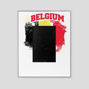 Football Worldcup Belgium Belgians S Picture Frame