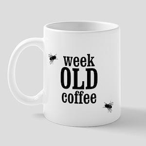Week old coffee Mug