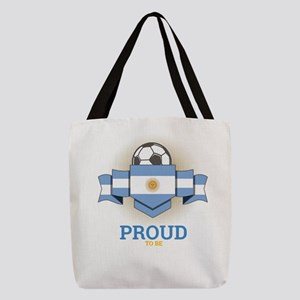 Football Argentines Argentina S Polyester Tote Bag