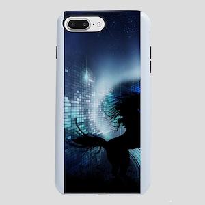 Unicorn Silhouette iPhone 7 Plus Tough Case