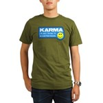 Karma Organic Men's T-Shirt (dark)