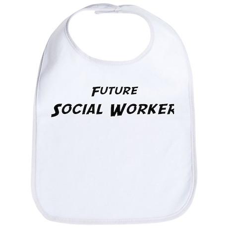 Future Social Worker Bib