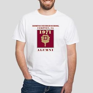 DHS 1971 White T-Shirt