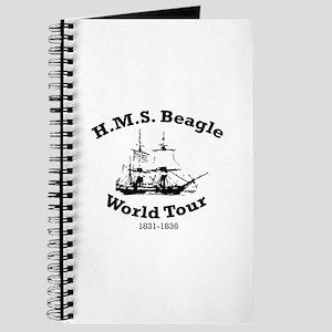 HMS Beagle world tour Journal