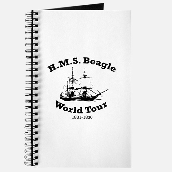 HMS Beagle world tour Journal