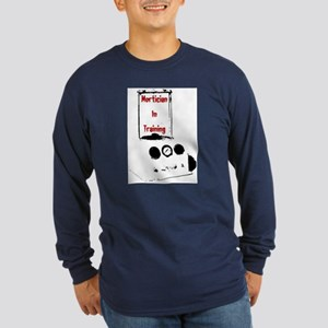 Mortician Long Sleeve Dark T-Shirt
