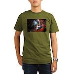 Hubble Service Mission 4 Organic Men's T-Shirt (da