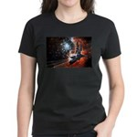 Hubble Service Mission 4 Women's Dark T-Shirt