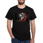Hubble Service Mission 4 Dark T-Shirt