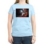 Hubble Service Mission 4 Women's Light T-Shirt