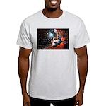 Hubble Service Mission 4 Light T-Shirt