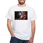 Hubble Service Mission 4 White T-Shirt
