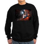 Hubble Service Mission 4 Sweatshirt (dark)