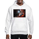 Hubble Service Mission 4 Hooded Sweatshirt