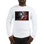 Hubble Service Mission 4 Long Sleeve T-Shirt